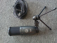 AKG PERCEPTION 120 USB MICROPHONE