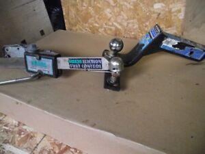 Reese Trailer Hitch Sway Control