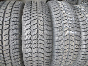 4 NEW SEVERE SNOW RATED BLIZZARD MASTER WINTER TIRES TAX IN