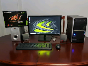 Custom Gaming PC GTX 1060