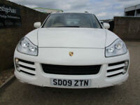 "2009 Porsche Cayenne 3.0TDI V6 Tiptronic S DIESEL 4X4 FSH SAT NAV PHONE 21"" PCM"