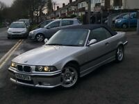 BMW 328i AUTOMATIC 325 3.2 M3 REP CONVERTIBLE