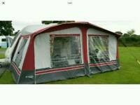 NR Sterling Awning 13' with Annexe