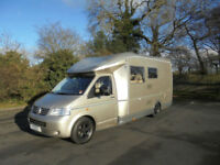 Karmann Mobile Colorado 3 Berth LHD AUTOMATIC Motorhome For Sale