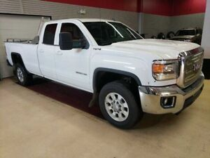 2015 GMC Sierra 3500HD SLE Tough 6.0-Long 8' Bed With Liner-6 Pa