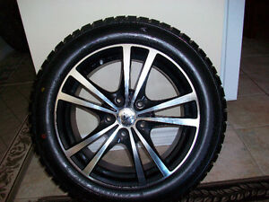 JZ Sport rims and tiers