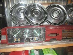 1966 STUDEBAKER PARTS LOT WITH 289 ENGINE