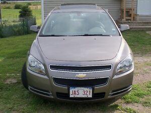 2011 Chevrolet Malibu LT Platinum Edition Sedan