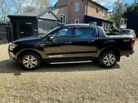 2016 Ford Ranger 3.2 TDCi Wildtrak Double Cab Pickup 4WD (s/s) 4dr Pickup Diesel