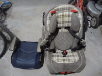 Multiple baby items for sale -Car seats, high chair, baby toys