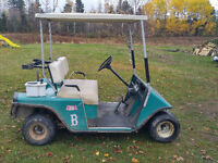 Ezgo Golf Cart trade for tractor
