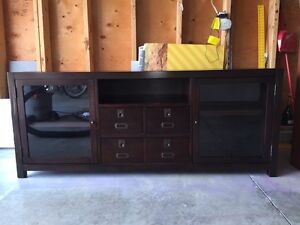 Pottery Barn: Rhys TV Stand - FOR SALE!!!