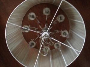 Stunning hanging chandelier