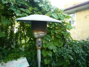 OUTDOOR NATURAL GAS PATIO HEATER