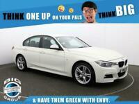 2016 BMW 3 Series 320D M SPORT Auto Saloon Diesel Automatic