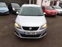 Seat Alhambra 2.0TDI DPF CR ( 140ps ) Ecomotive 2012 SE