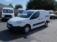 Peugeot Partner 1.6HDi 90PS 5 SEAT CREW VAN L2 SAME DAY FINANCE