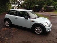 2012 Mini One 1.6i Low Mileage