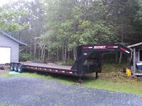 5th wheel 3 axle car hauler   (MAY TAKE ATV ON PARTIAL TRADE)