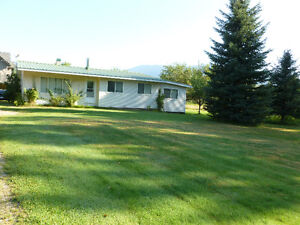 Great countryside living near Nelson and Castlegar!