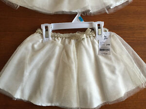 Baby B'gosh  lined skirts size 12 or 24 mths Kitchener / Waterloo Kitchener Area image 2