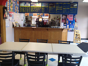 BUSINESS FOR SALE:Ramzi's Burger & Pizza Restaurant w/Drive Thru Edmonton Edmonton Area image 7