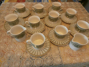 Fine China Coffee / Tea Set