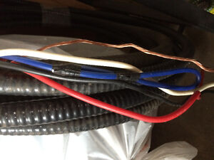 Teck90 Wire - 4 Conductor - #6AWG -1000 Volts - Hot Tub