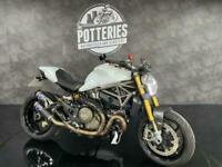 Ducati Monster 1200S **Termi Exhaust S model**