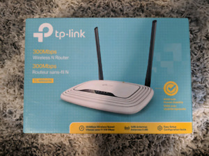 TP-Link N300 Wireless Wi-Fi Router