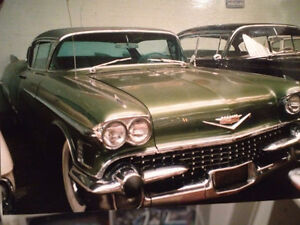Wanted: LOOKING FOR MY OLD 1958 CADILLAC SEVILLE, finders fee !