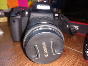 Canon 77D with 18-55mm EFS Lens- $1000