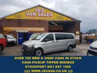 2016 16 MERCEDES-BENZ VITO 2.1 114 BLUETEC TOURER PRO 5D 136 BHP AUTOMATIC BUS D