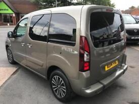 2014 Peugeot Partner Tepee 1.6 e HDi 92 S 5dr AUTO WHEELCHAIR ACCESSIBLE VEHI...