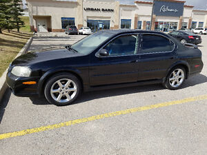 2003 Nissan Maxima GLE Sedan-Priced to Sell Quick!