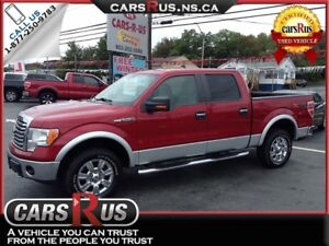 2010 Ford F-150 XLT....No Charge 2 year extended warranty includ