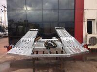 Kassbohrer Metago Hydraulic Platform