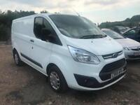 Ford Transit Custom 2.2TDCi ( 100PS ) Double Cab-in-Van 2013.5MY 290 L2H1 Trend