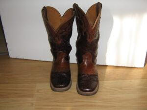 Bottes country femme