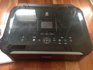 Canon PIXMA MG5320 All-In-One Inkjet Printer FOR REPAIR OR PARTS