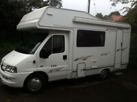 Elddis Autoquest 130, 2007, 24,232 Miles New Price £19,995.00
