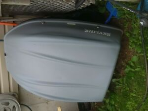selling a car luggage carrier
