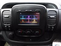 2016 16 plate Vauxhall Vivaro 1.6CDTi Sportive 2900 L2H1 LWB SAT/NAV Van GREY