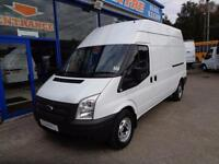 2013 FORD TRANSIT 100 T350 RWD LWB HIGH ROOF - 6 SPEED - 1 OWNER - FSH - UNDER F