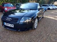 2004 Audi TT Coupe 3.2 (250ps) AUTOMATIC 4X4 DSG quattro/94K MILES/FULL MOT