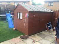 10 x8 shed for sale