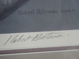 """Robert Bateman """"In the Oak - Great Horned Owl"""" North Shore Greater Vancouver Area image 3"""