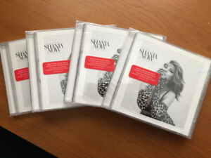 Shania Twain CD NOW - new and in cellophane $10 Each