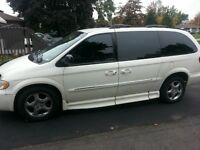 2003 Dodge Caravan Minivan wheelchair