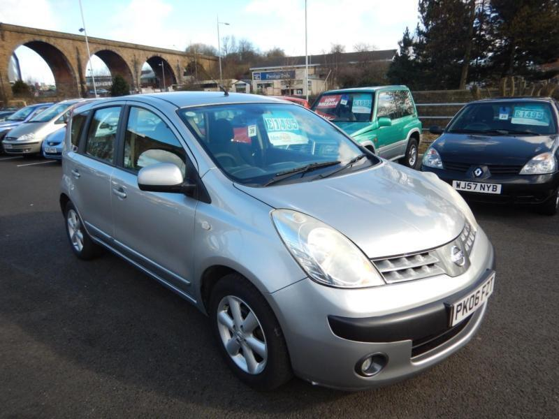 nissan note 1 6 16v se in burnley lancashire gumtree. Black Bedroom Furniture Sets. Home Design Ideas